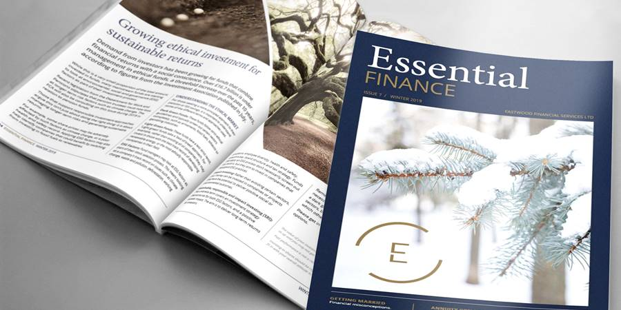 Essential Finance - Winter 2019