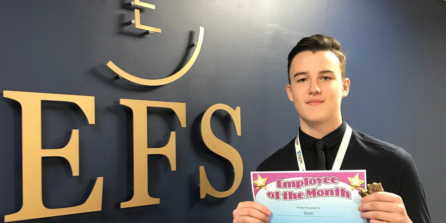 Employee of the Month - October 2019