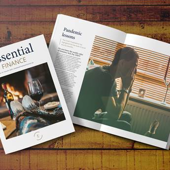 Essential Finance Mockup Issue 13